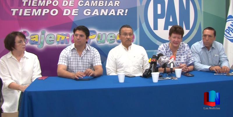 Dirigentes del PAN en Cajeme, piden freno a la voilencia