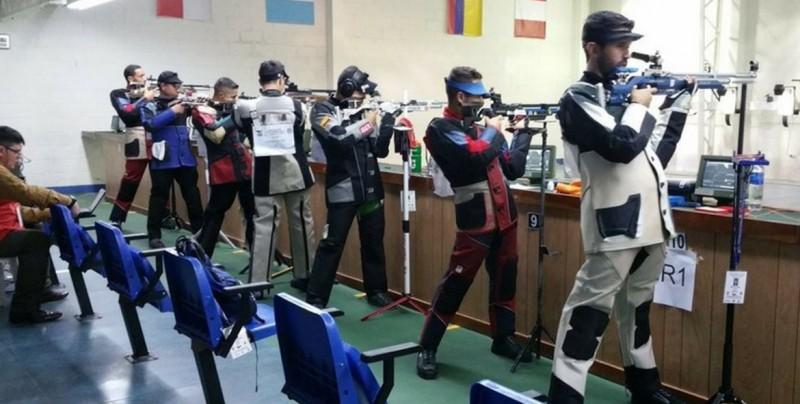 Cuba, México y Puerto Rico ganan oros en el tiro deportivo