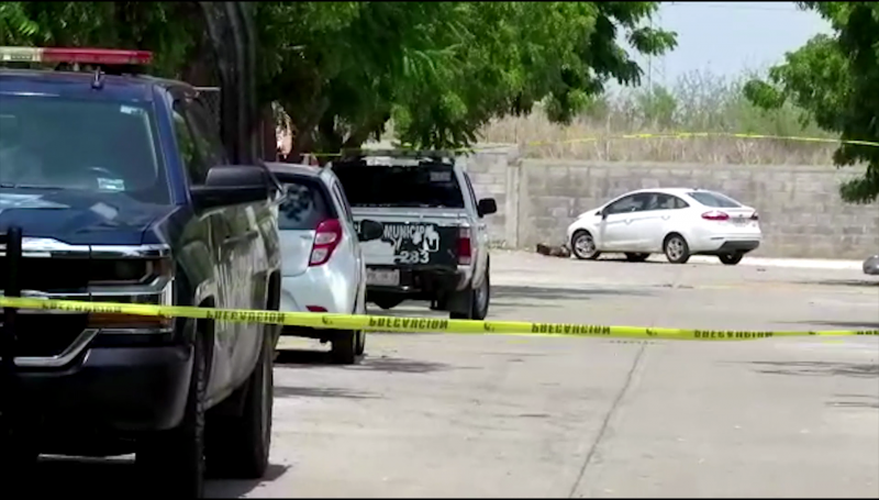 Matan a mujer militar en Mazatlán
