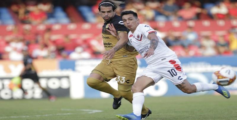 Dorados  debuta en la Copa MX con triunfo sobre Veracruz