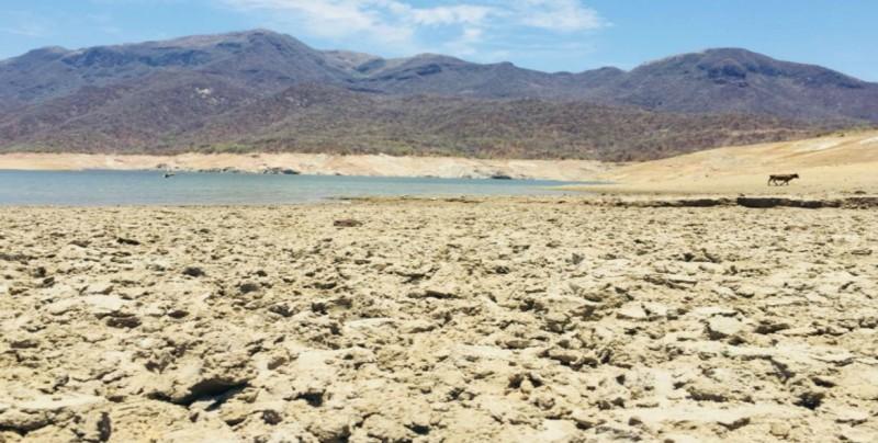 Incertidumbre por bajas captaciones de agua en las presas