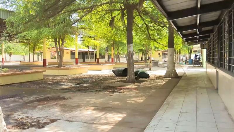 Por el momento Sepyc no reporta robos en escuelas durante vacaciones