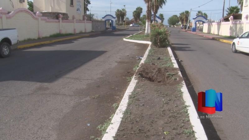 En Cajeme, vecinos de Urbi Villa solicitan instalación de alumbrado