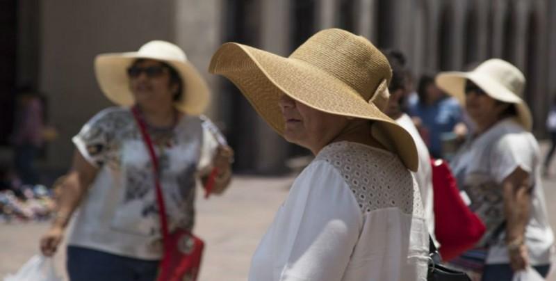 Onda de calor traerá temperaturas superiores a los 35 grados