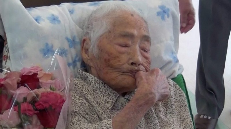 Fallece la persona más anciana del mundo, tenía 117 años