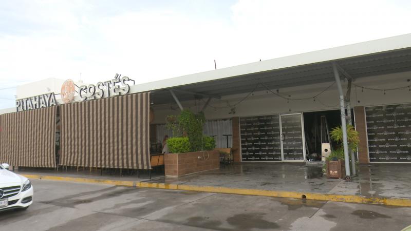 Se incendia conocido restaurante en Los Mochis
