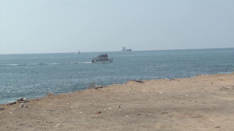 Van 20 rescatados en el mar