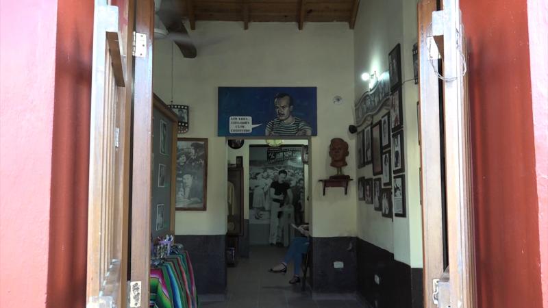 Conozca la casa en la que nació Pedro Infante