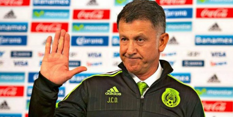 Juan Carlos Osorio deja de ser DT de México