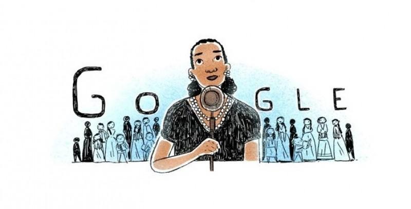 Google honra a la activista mexicana María Latigo de Hernández