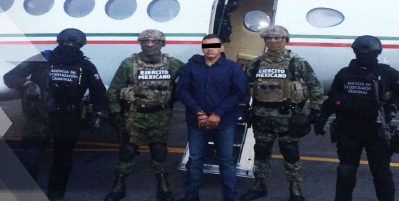 Detienen a presunto responsable de la desaparición de italianos en Jalisco