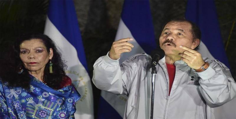 """EE.UU. exige """"elecciones libres"""" en Nicaragua para restaurar la democracia"""
