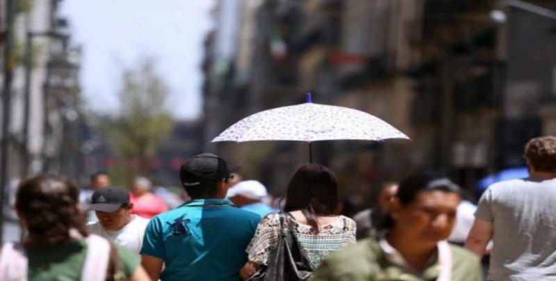 Onda de calor provoca temperaturas superiores a los 40 grados