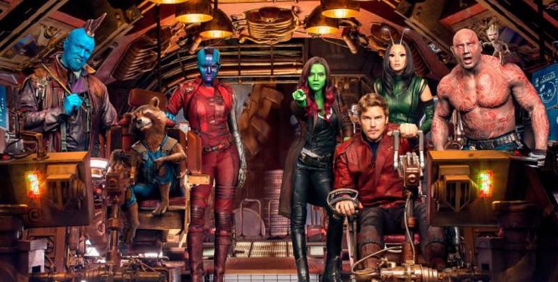 Actores de Guardianes de la Galaxia piden el regreso de James Gunn