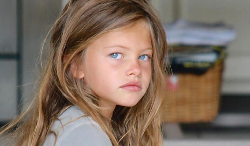Así luce hoy la niña más bonita del mundo en el 2005
