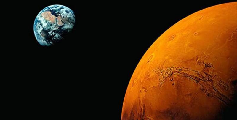 Marte, en el punto más cercano a la Tierra este martes 31 de julio