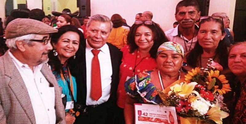 Artista Sinaloense Gana Premio Nacional de Cerámica