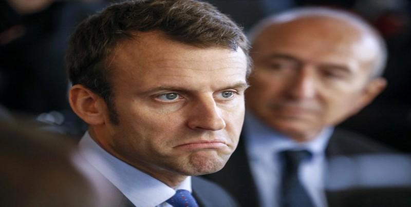 """Fracasa la segunda moción contra el Gobierno de Macron por el """"caso Benalla"""""""