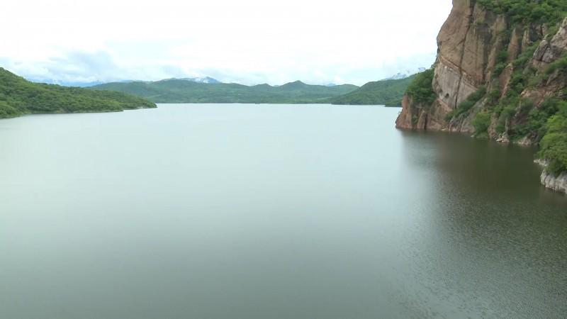 Bajas captaciones de agua en presas del norte de Sinaloa