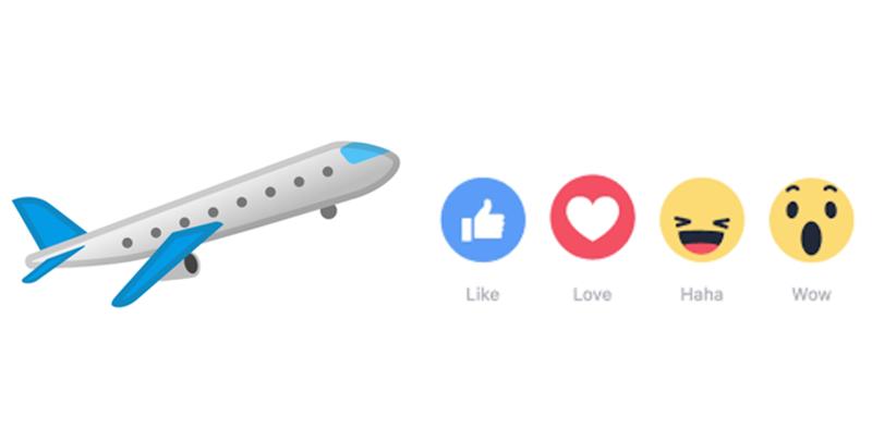 Aprende a usar la reacción 'Me Aviona' de Facebook