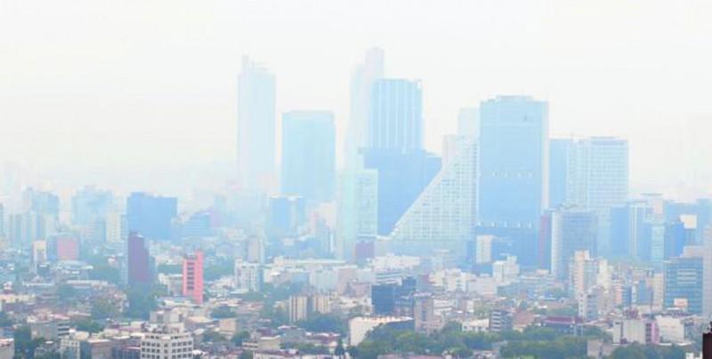 CDMX redujo 8% la emisión de gases efecto invernadero en 2017