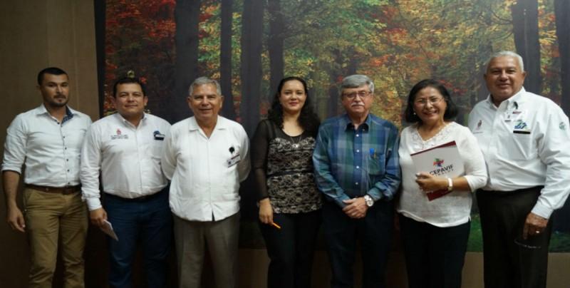 CEPAVIF y la Secretaria de Salud se coordinan para atender víctimas de violencia familiar