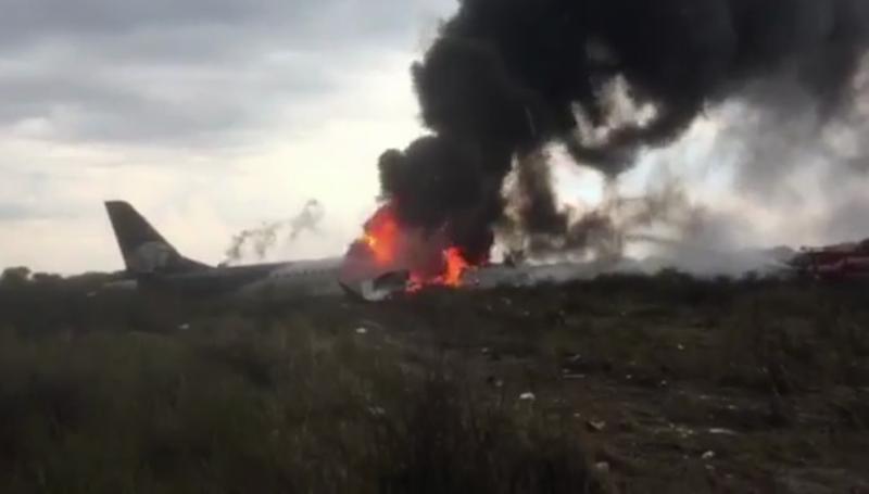 Cobertura TVP: Accidente aéreo Durango 2018