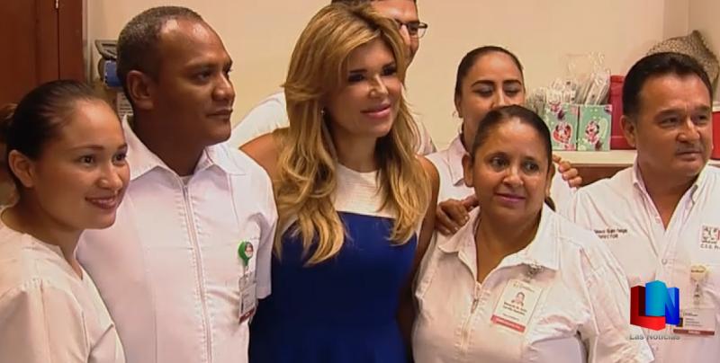 Entrega CPA en Hermosillo, Centros de Salud rehabilitados