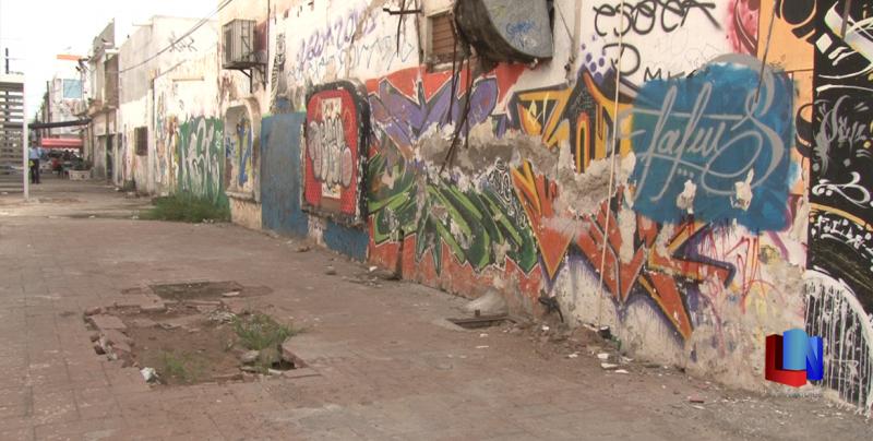 En Cajeme, Callejón del Arte un área de oportunidad