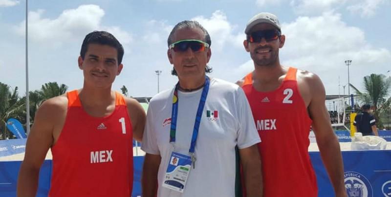 México consigue plata en Voleibol de Playa en Juegos Centroamericanos
