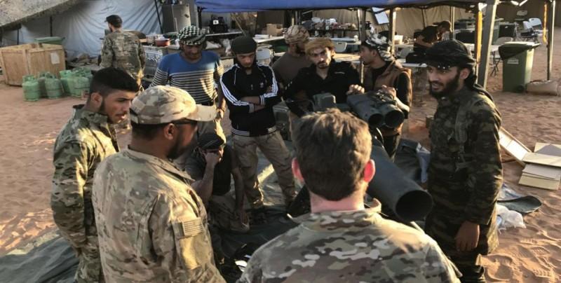 Rebeldes sirios se alían ante posible ofensiva del Ejército contra su bastión