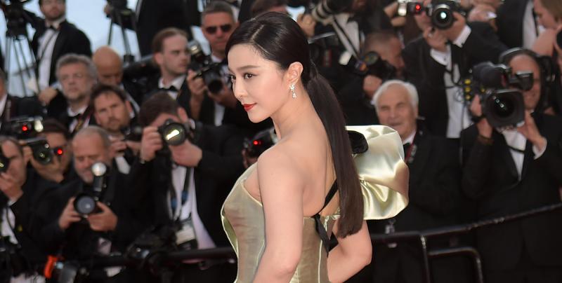 Desaparece la actriz china Fan BingBing