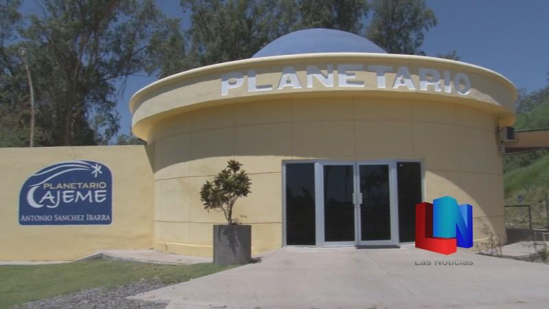 Planetario de Cajeme se queda sin aire acondicionado
