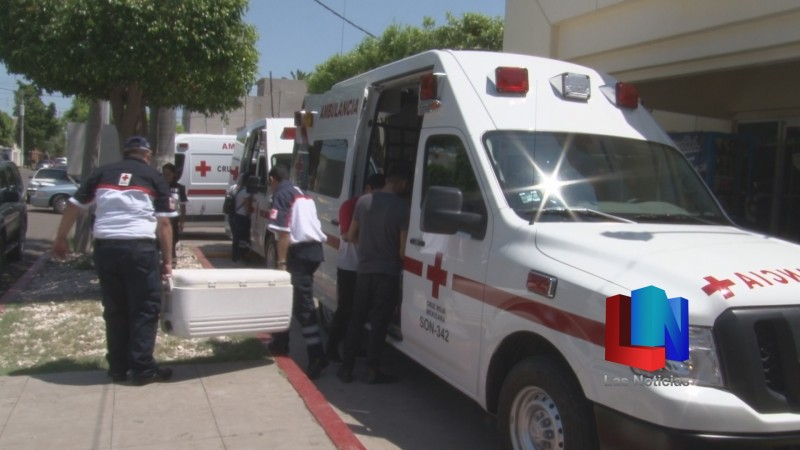 "Participan en ""Ambulancia Social"" en Cajeme"