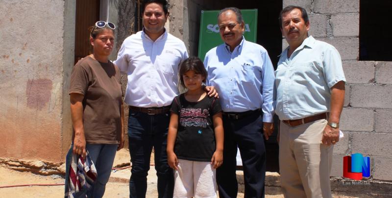 Lleva beneficios programa Vivienda Digna en Hermosillo