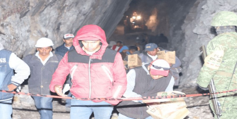 Encuentran otro cuerpo en mina de Hidalgo; suman 4 muertos