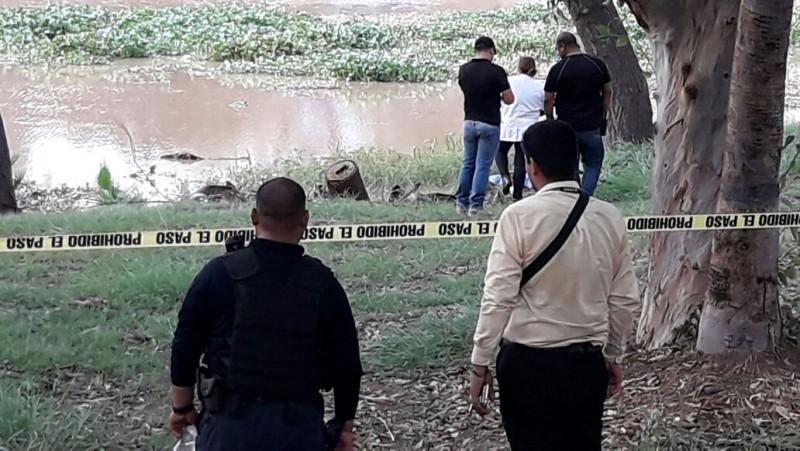 PC advierte de riesgo al bañarse en el río