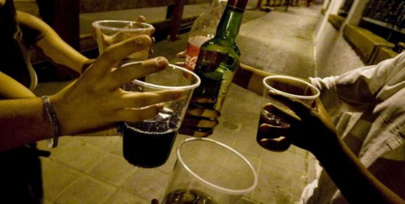 Intoxicados por consumo de alcohol y drogas