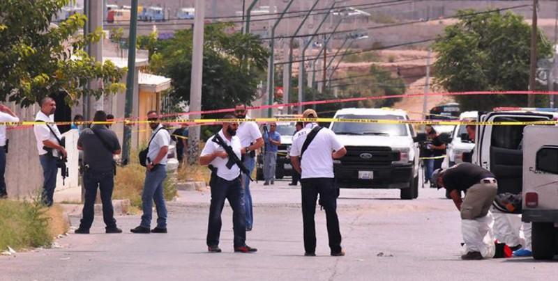 Asesinan a 11 personas en una vivienda en Ciudad Juárez
