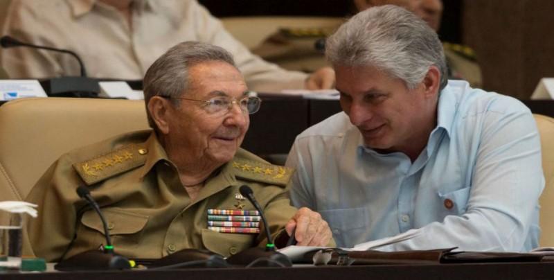 Díaz-Canel y Castro condenan atentado contra Maduro y reiteran su apoyo