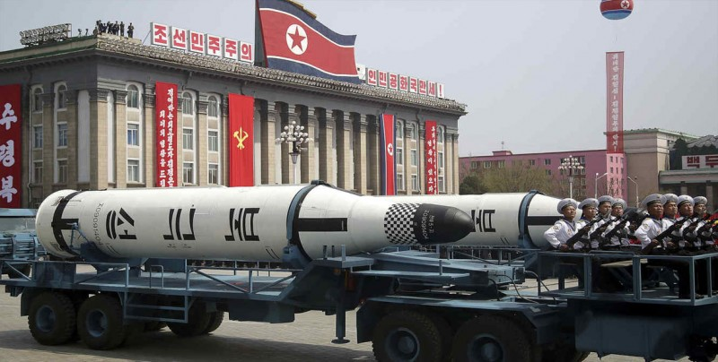 """Casa Blanca """"mantendrá la presión"""" a Corea del Norte tras informe de la ONU"""