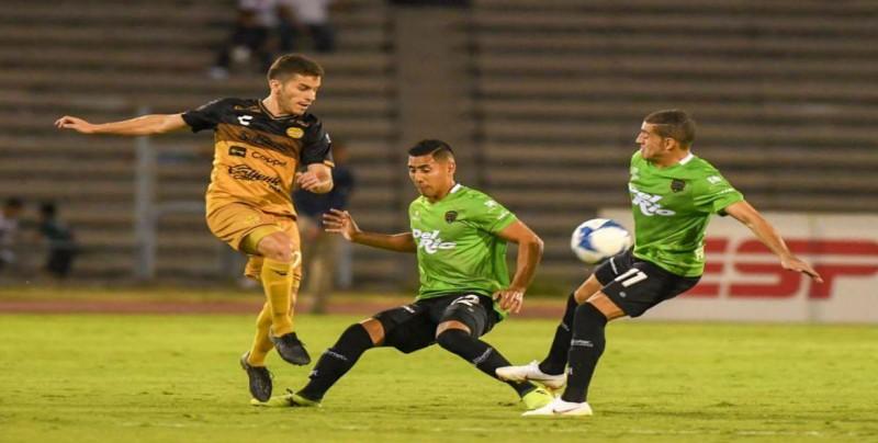 Dorados cae ante Juárez en el Ascenso MX