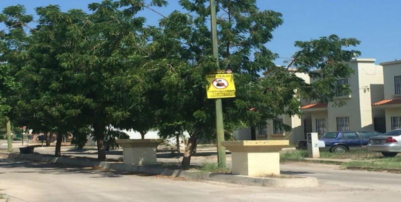 Problema con el servicio de luz y robos a vivienda en Cedros y La Conquista