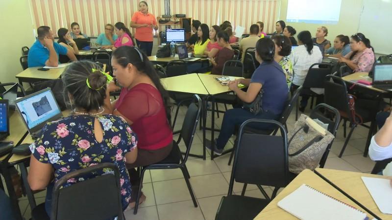 Regresan a actividades más de 6 mil 500 maestros en Ahome
