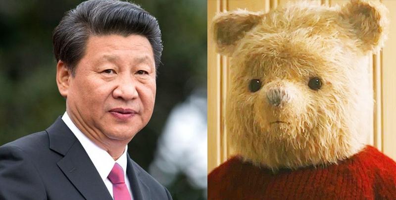 Winnie Pooh no llegará a los cines de China