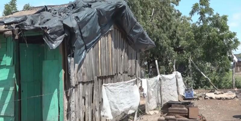Siguen apoyando a desplazados por la inseguridad