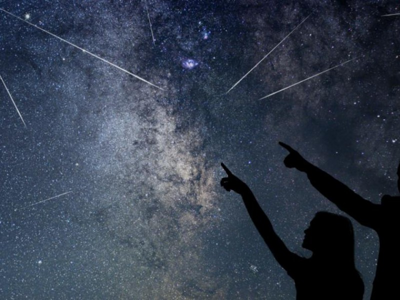Una lluvia de estrellas cubrirá el cielo