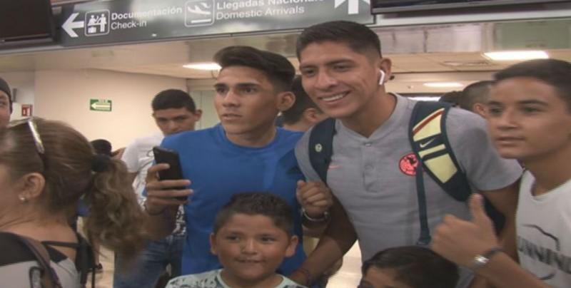 Club América llega a Culiacán