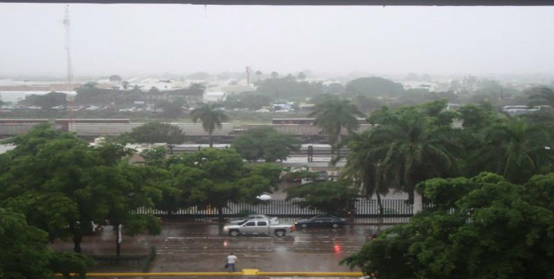 Sin afectaciones serias por lluvias en Culiacán