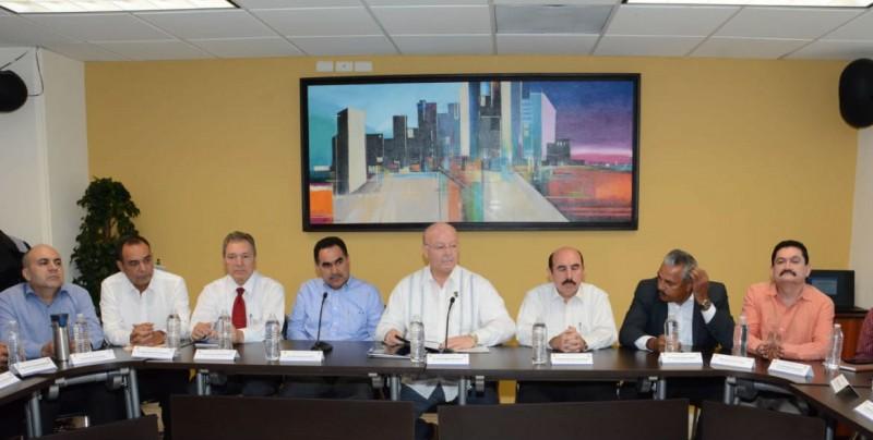 Se reúne la Comisión Institucional de Admisión de la U.A.S